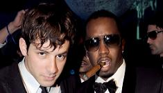 Mark Ronson accidentally got high off P. Diddy's brownies