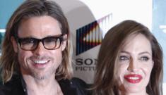 Brad Pitt & Angelina Jolie do 'Moneyball' premiere in Tokyo: hot or meh?