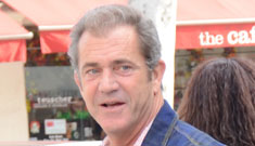 Mel Gibson may have  knocked up a reality star