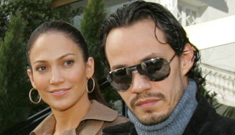 Marc Anthony can't stand to see J.Lo with another guy (who could kick his ass)