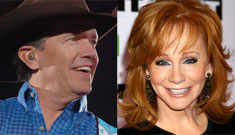 CMT viewers elect George Strait as President, Reba McEntire close second