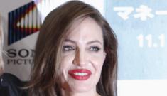 Brad Pitt & Angelina Jolie return to Vietnam four years after adopting Pax