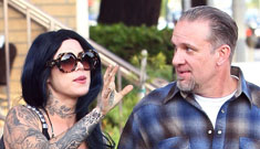 Kat Von D: I just met the 19th girl Jesse James cheated on me with