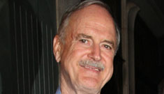 John Cleese talks about his ex wife fleecing him