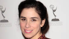 Sarah Silverman and Jimmy Kimmel say she collects naked fat guy pics