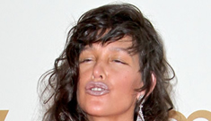 Paz de la Huerta's camp has allegedly taken away the alcohol, will she still be Paz?