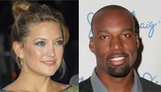 Is Kate Hudson dating LA Clippers player Baron Davis?