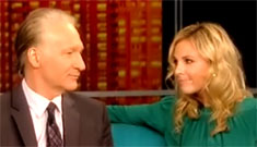 Elisabeth Hasselbeck snipes at Bill Maher on The View