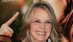 Diane Keaton ate 20,000 calories per day during her bulimic years