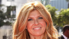 Connie Britton of American Horror Story adopts a baby boy