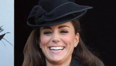"Duchess Kate's phantom pregnancy might yield a $1 million ""push present"""
