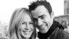 Jennifer Aniston & her hardcore boyfriend get spa treatments together