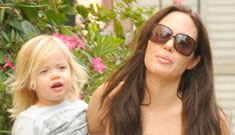 The Jolie-Pitts only have two day nannies, not six, they claim