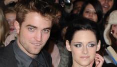 "Robert Pattinson ""would have married Kristen Stewart like yesterday"""