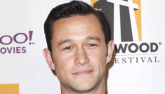 Joseph Gordon-Levitt asked on a coffee date by a cute girl with cancer