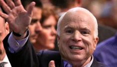 John McCain will be on SNL tonight