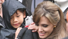 Angelina Jolie arranged for Pax to met his biological grandmother in Vietnam