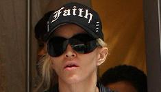 Madonna & A-Rod take separate helicopters to secret tryst at Seinfelds'
