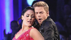 The winner of Dancing with The Stars is…