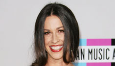 Alanis Morissette's treatise on body image and society: true, preachy or both?