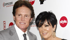 Bruce and Kris Jenner are on the rocks, fighting over  money & their reality show