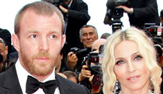 """Guy Ritchie on being married to Madonna: """"I stepped into a soap opera"""""""