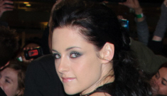 """Celebrity stylists tell all to Star Mag: Kristen Stewart has """"grubby nails & a bad attitude"""""""