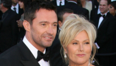 Hugh Jackman's wife Deborra-Lee talks about her weight & his heterosexuality