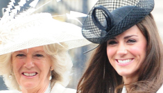 """Duchess Kate & Camilla Parker-Bowles are BFFs, Camilla is """"controlling"""" Kate"""