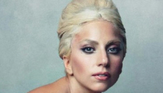 """Lady Gaga covers Vanity Fair (again): """"I have never felt truly cherished by a lover"""""""