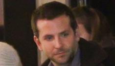 Bradley Cooper dating Ewan McGregor's alleged mistress, Melanie Laurent?