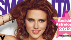 Is this really Scarlett Johansson's body on the   new Cosmo cover?