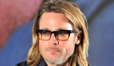 Is Brad Pitt the leading contender for the Best Actor Oscar?
