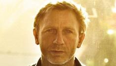 "Daniel Craig covers GQ UK, says the Kardashians are ""f–king idiots"""