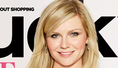 """Kirsten Dunst's new love for spray tans: """"You lose like five pounds immediately"""""""
