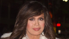 Marie Osmond had so much plastic surgery she looks like one of those dolls she sells