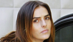 """Ali Lohan on plastic surgery: """"I'm 17,  do you think my mom would sign off on that?"""""""
