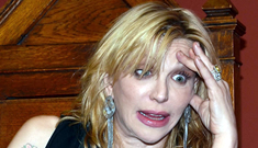 Courtney Love hilariously claims to be Lindsay Lohan's sobriety coach