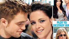 In Touch: Kristen Stewart & Robert Pattinson are totally getting married