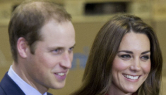 Prince William & Duchess   Kate named the UK's Olympic Ambassadors