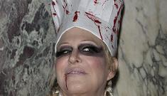 Great celeb costumes from Bette Midler's Hulaween gala
