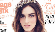 Ali Lohan's Page Six Mag interview: Portrait of a young woman raised by crackies
