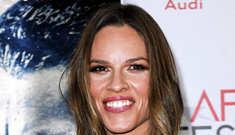 "Hilary Swank on the Chechan scandal: ""Shame on me… I should do better research"""