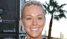 Kate Gosselin and her new face run the Las Vegas marathon