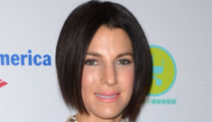 Jessica Seinfeld's charitable ensembles: do all of her stylists hate her?