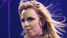 Britney Spears fired her trainer after he tried to limit   her hot derg intake