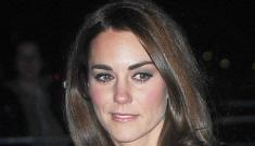 "Duchess Kate's $99 Zara dress & Ralph Lauren jacket: cute or too ""college girl""?"