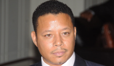 Terrence Howard's ex-wife claims he physically abused her, and he denies it