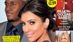 """L&S: Kim Kardashian &   Reggie Bush are in contact, he's been """"waiting"""" for her"""