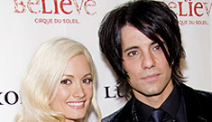 Criss Angel & Holly Madison go public as a couple